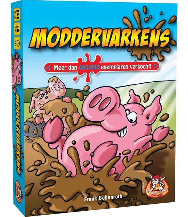 White Goblin Games | Moddervarkens | 7+