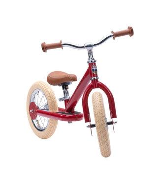 Trybike Trybike Steel Red Vintage Edition 18 mnd - 6 jaar