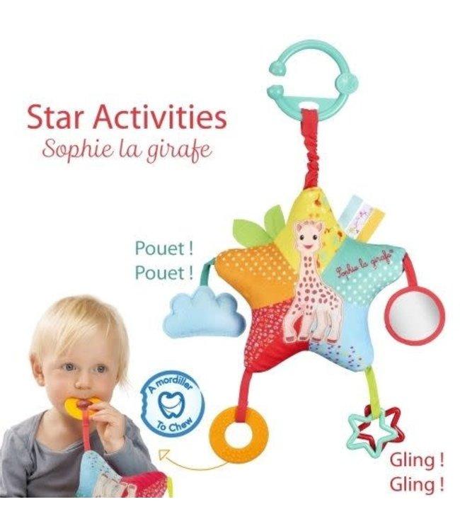 Star Activities Sophie de Giraf 0+