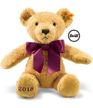 Steiff Steiff Cosy Year bear 2018  34 cm  0+