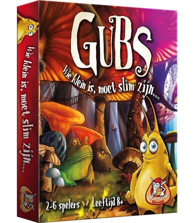 White Goblin Games Gubs 8+