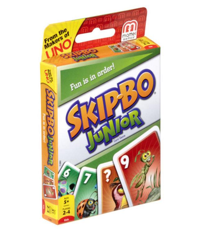 Mattel Games Skip-Bo Junior 5+
