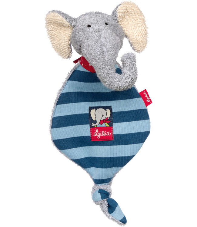 Sigikid Mini Comforter Elephant  Lolo Lombardo 23 cm 0+