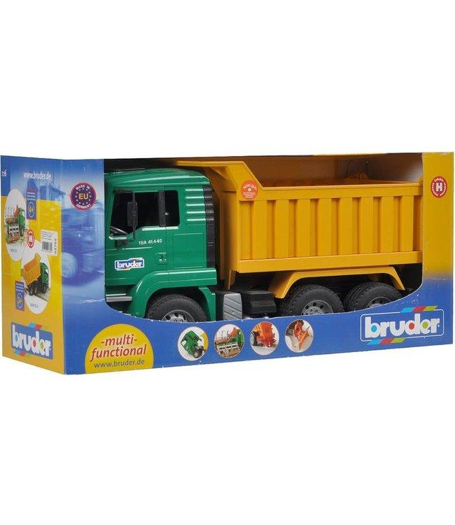 Bruder | MAN | Tip Up Truck| 3+