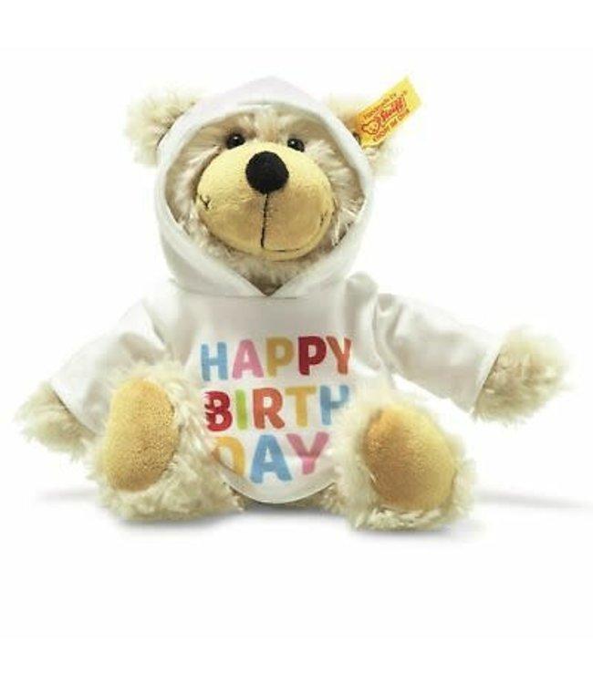 Steiff Charly Happy Birthday Dangling Teddy Bear 23 cm