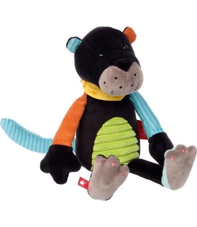 Sigikid Patchwork Sweety Panther 30 cm |0+