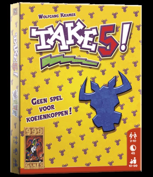 999 Games | Kaartspel | Take 5! | 10+