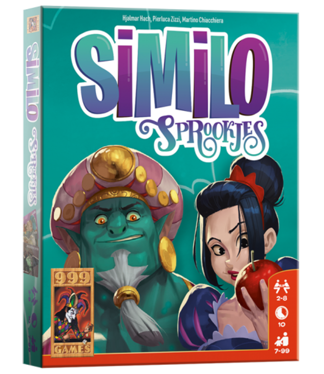 999 Games   Kaartspel   Similo   Sprookjes   7+
