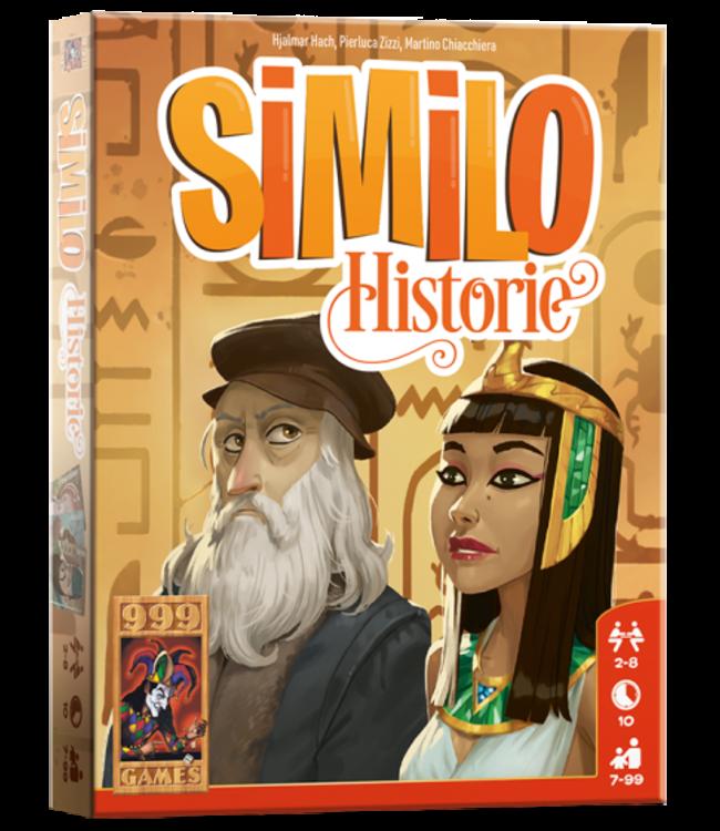 999 Games | Kaartspel | Similo | Historie | 7+