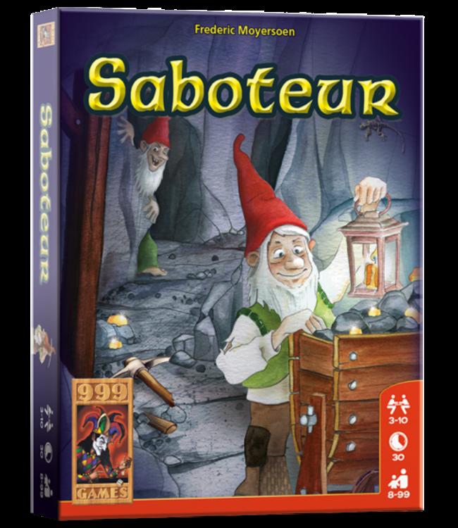 999 Games | Kaartspel | Saboteur |  8+