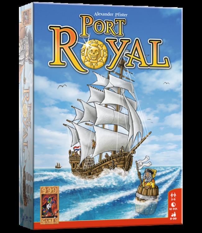 999 Games | Kaartspel | Port Royal | 8+