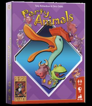 999-Games 999 Games Kaartspel Party Animals 10+