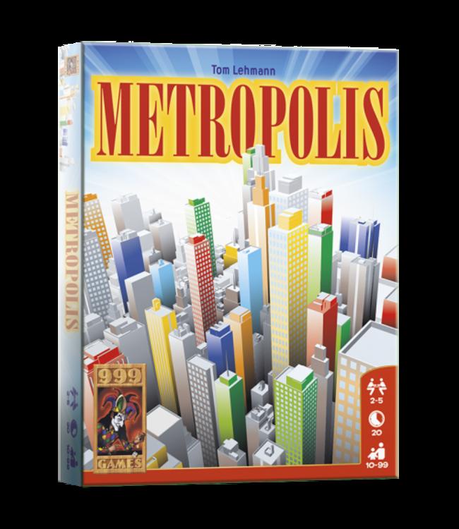 999 Games   Kaartspel   Metropolis   10+