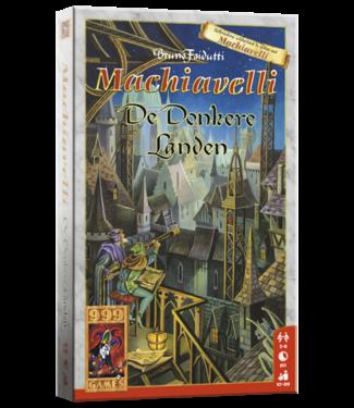 999-Games 999 Games Kaartspel Machiavelli De Donkere Landen 10+