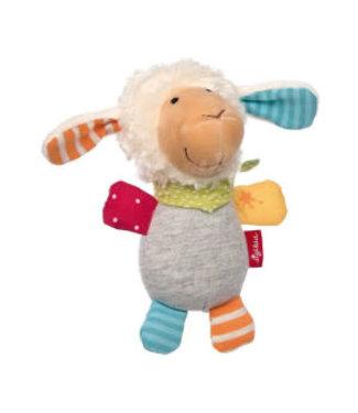 Sigikid Sigikid | Green Collection | Grasp Toy | Sheep | 13 cm | 0+