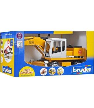 Bruder Bruder Liebherr Excavator 3+