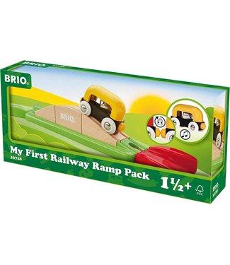 Brio Brio Mijn Eerste Treinbaan Oprit Set