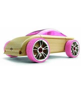 Automoblox: C9p sportscar (roze)  3+