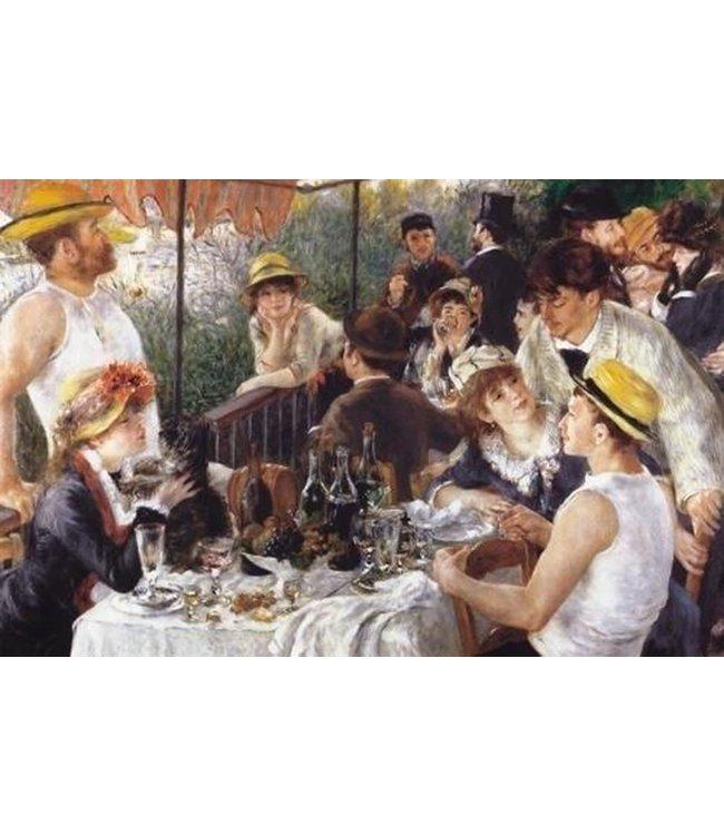 Piatnik Auguste Renoir Lunch van de Roeiers 1000 stukjes