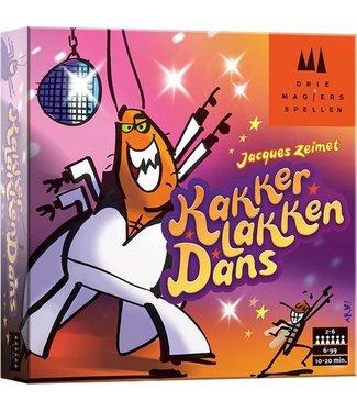 999-Games 999 Games Kaartspel Kakkerlakkendans 6+