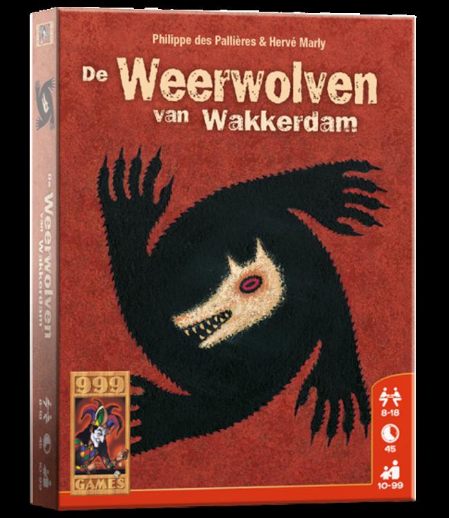 999 Games | Kaartspel | De Weerwolven van Wakkerdam | 10+