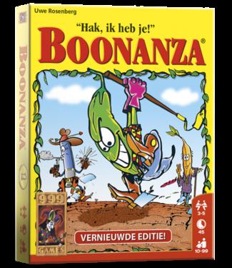 999-Games 999 Games Kaartspel Boonanza 12+