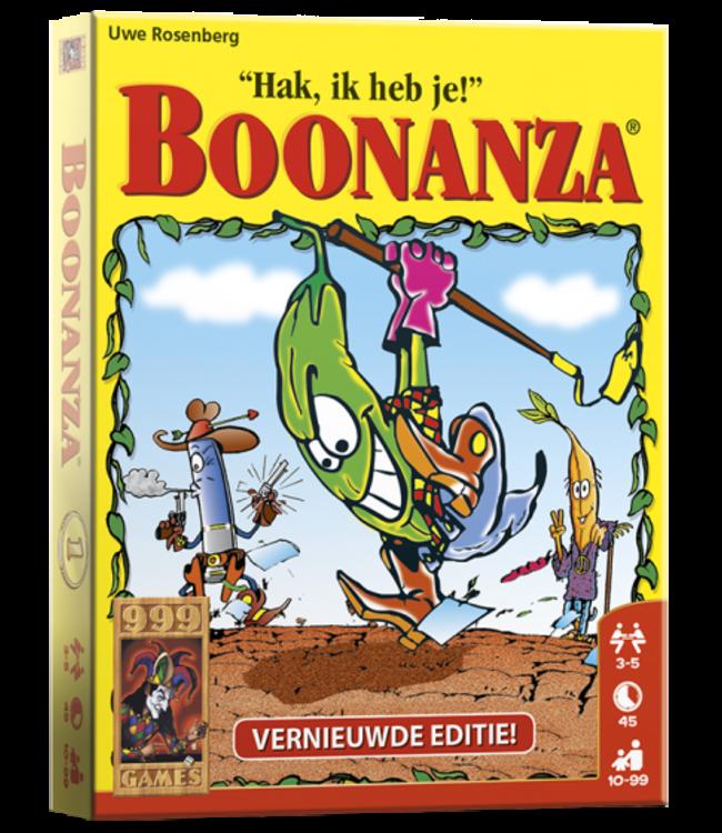 999 Games | Kaartspel | Boonanza | 12+