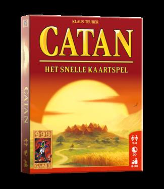 999-Games 999 Games | Kaartspel | De Kolonisten van Catan | Het snelle Kaartspel | 8+