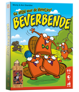 999-Games 999 Games Beverbende Kaartspel  6+