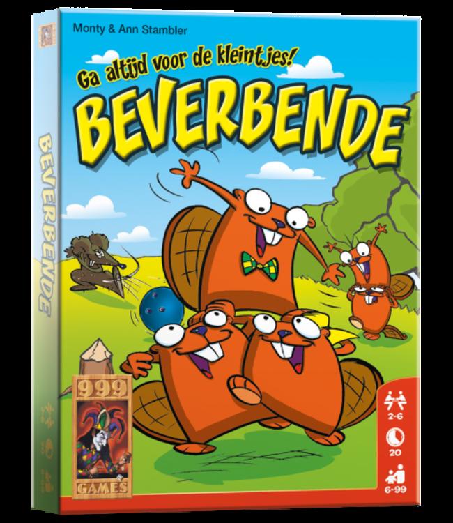 999 Games Beverbende Kaartspel  6+