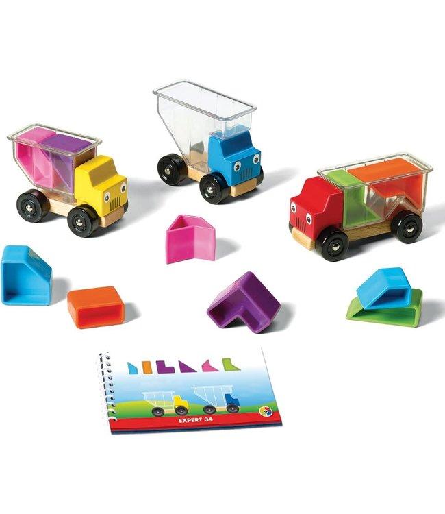 Smartgames Trucky 3  3+