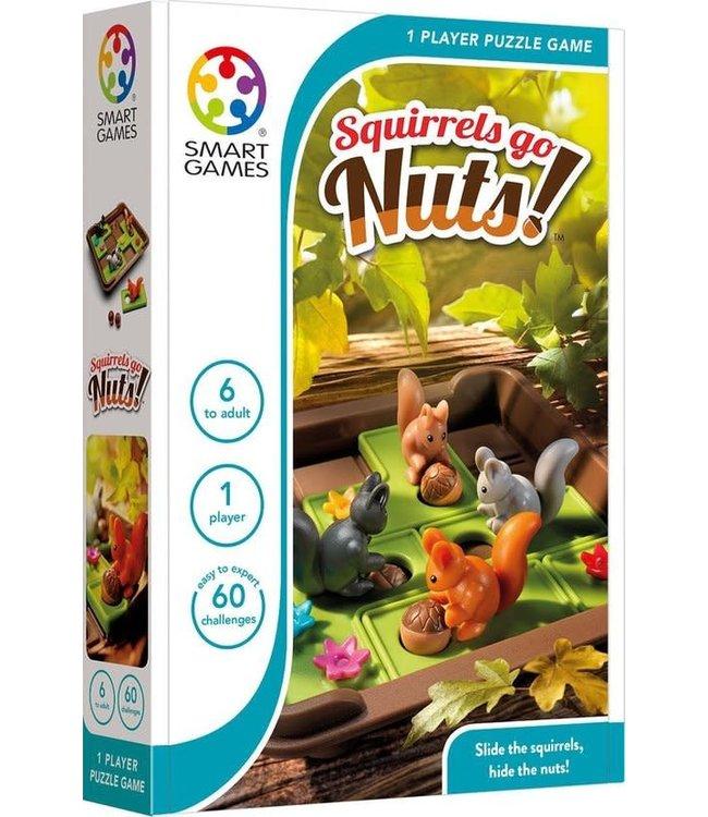 Smartgames | Squirrels Go Nuts! | 6+