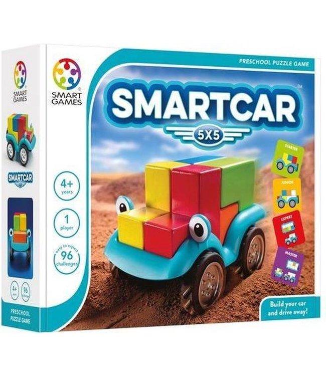 Smartgames Smart Car 5 x 5  4+