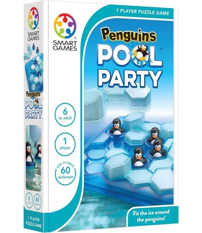 Smartgames | Penguins Pool Party | 6+
