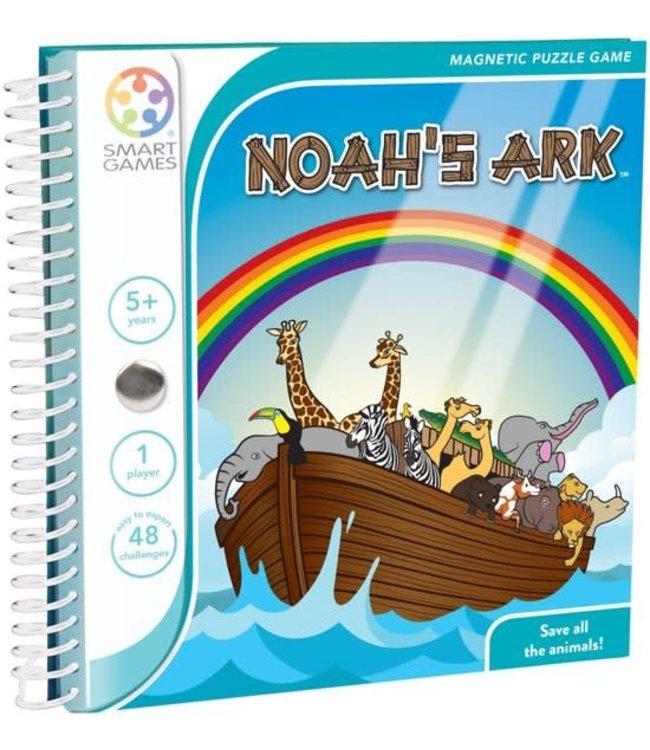 Smartgames Magnetic Travel Game Noah's Ark 5+