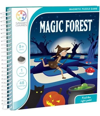 Smartgames Smartgames Magnetic Travel Game Magic Forest 8+