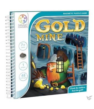 Smartgames Smartgames Magnetic Travel Game Goldmine 7+