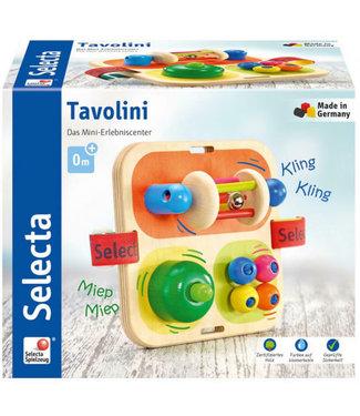Selecta Selecta Tavolini, Motoriek Speelgoed 14 cm + 6 mnd