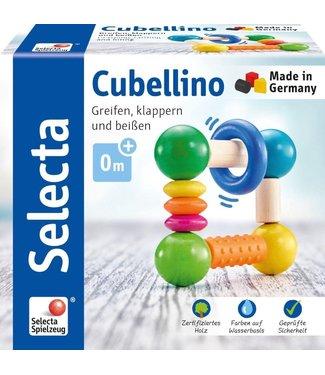 Selecta Selecta Flexibele Grijpring Cubellino 9 cm  0+