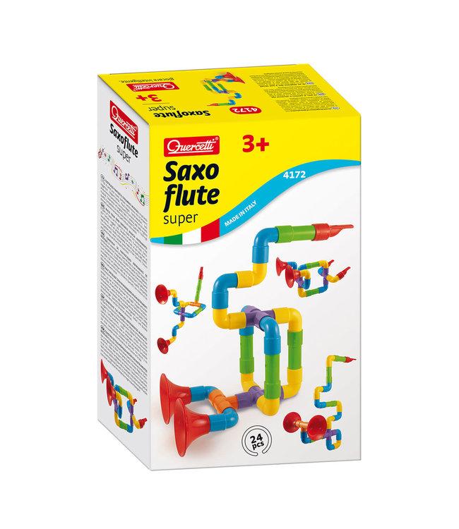 Quercetti   Super Saxoflute   24 delig   2+