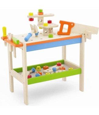 Pin Toys Pin Toys Werkbank (13571) 2+