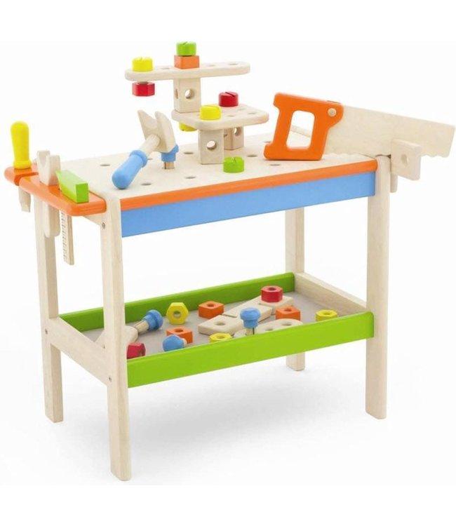 Pin Toys Werkbank (13571) 2+