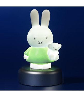 Nijntje Druklampje Mint 15 cm