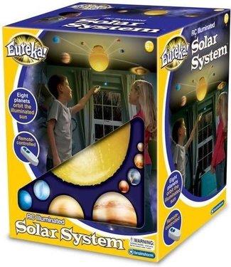 Brainstorm Toys Brainstorm Toys RC Illuminated Solar System 6+