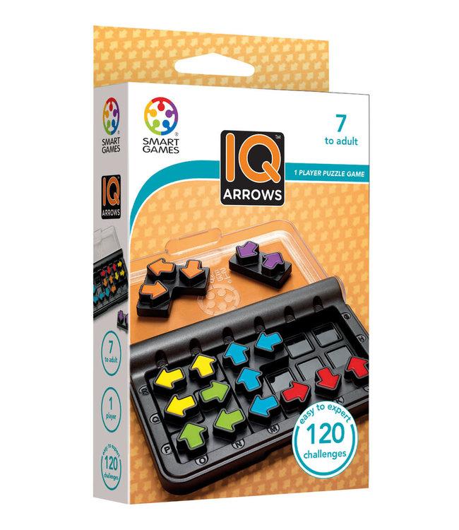 Smartgames | IQ-Arrows | 7+