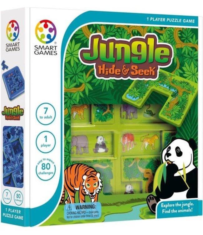 Smartgames Hide & Seek Jungle 7+