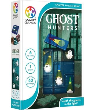 Smartgames Smartgames Ghost Hunters 5+