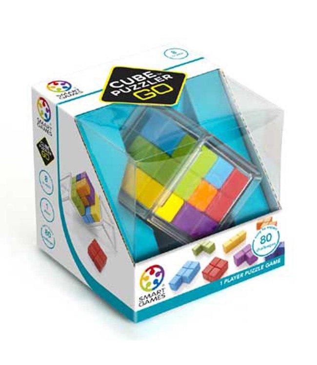 Smartgames Cube Puzzler Go 8+
