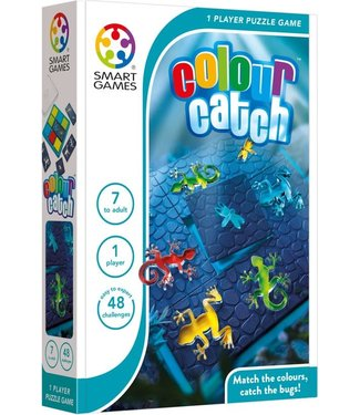 Smartgames Smartgames | Colour Catch | 7+