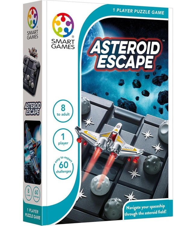 Smartgames Asteroid Escape 8+